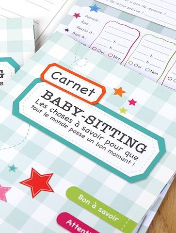 Carnet de baby-sitting