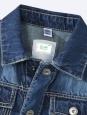 Etiquettes textiles autocollantes