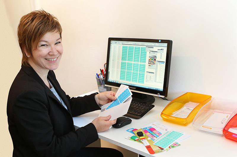 Françoise Jacobs Manager de Kiprint.be