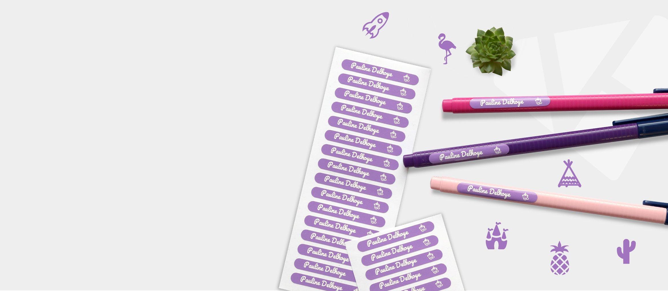 Nouveaux pictos pour vos étiquettes